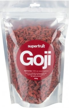 Superfruit Gojibær 450 g