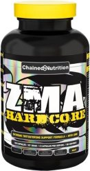 Chained Nutrition ZMA Hardcore, 160 kapsler