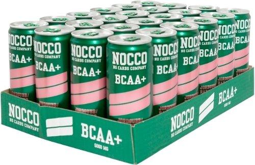 NOCCO Ferdigblandet BCAA 24-pakning