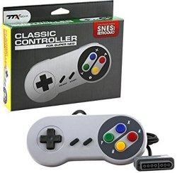 TTX SNES Classic Controller