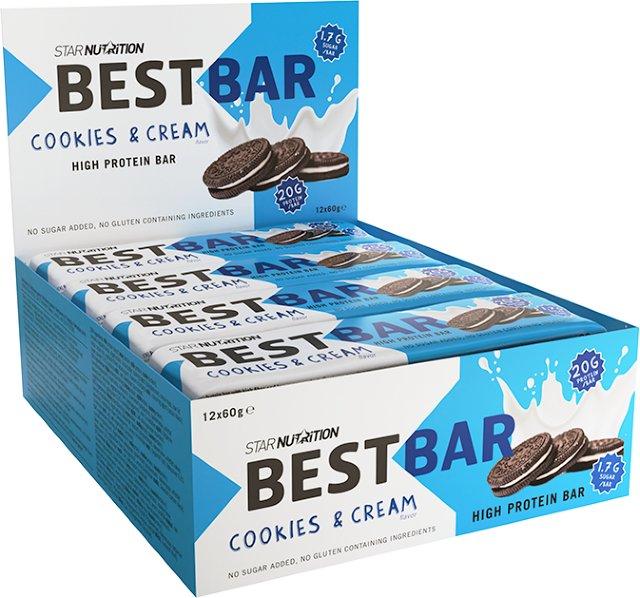 Best Bar 12 x Best Bar 60 g