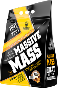 Swedish Supplements Massive Mass Gainer 3500g