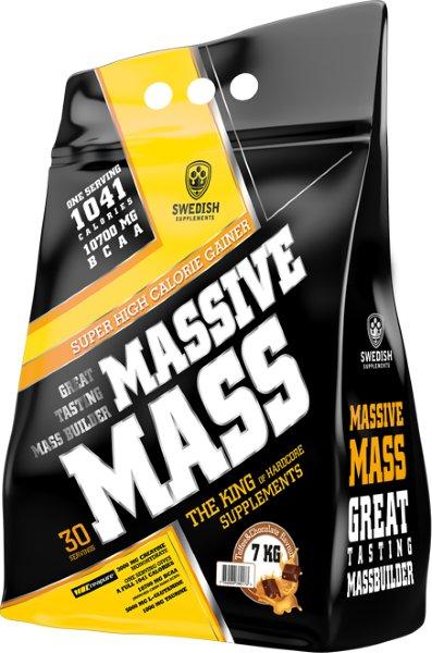 Swedish Supplements Massive Mass Gainer 3500g