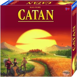 Settlers fra Catan