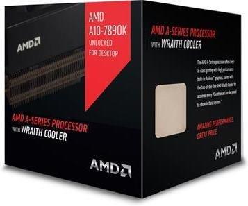 AMD A10 7890K Black Edition