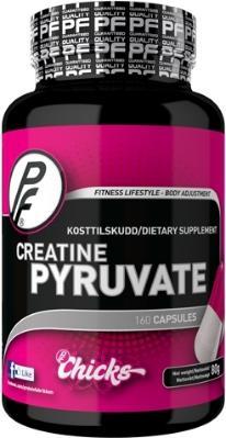 Proteinfabrikken Kreatin Pyruvate 160 kapsler