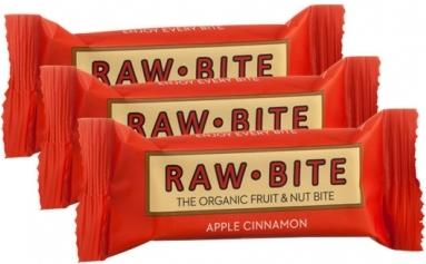 Raw Bite 3 stk Protein Bar