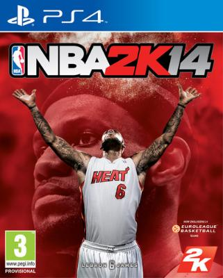 NBA 2K14 til Playstation 4