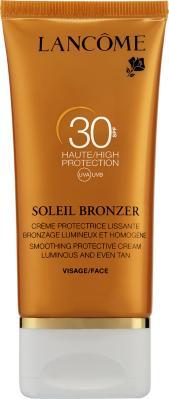 Lancôme Soleil Bronzer Smoothing Face Creme SPF30