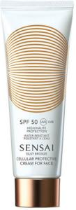 Sensai Silky Bronze Cellular Protective Cream for Face SPF50