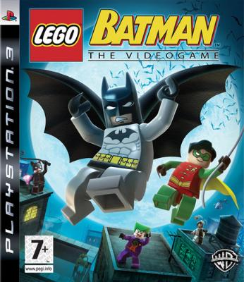 LEGO Batman til PlayStation 3