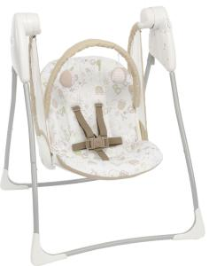Graco Akta Baby Delight Swing Babyhuske