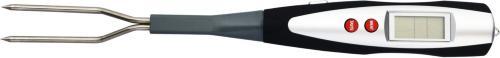 Nordic Season grillgaffel med termometer