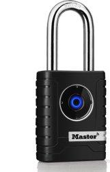 Master Utendørs Bluetooth Smart Hengelås