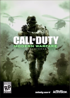 Call of Duty: Modern Warfare Remastered til Playstation 4