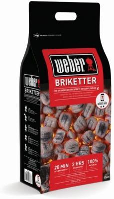 Weber briketter 8kg
