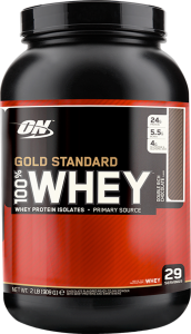 Optimum Nutrition 100% Whey Gold 909g