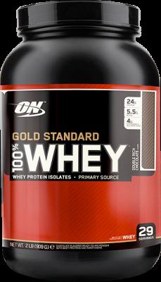 Optimum Nutrition 100% Whey Gold 909g