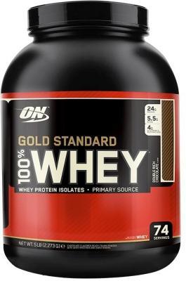 Optimum Nutrition 100% Whey Gold 2273g