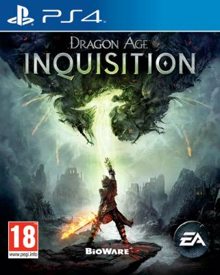 Dragon Age: Inquisition til Playstation 4