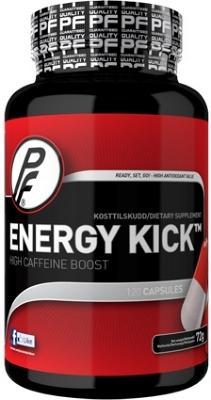 Proteinfabrikken Kick Energitabletter m/300mg koffein