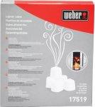 Weber Opptenningsblokker (24 stk)