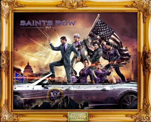 Saints Row IV til Xbox 360