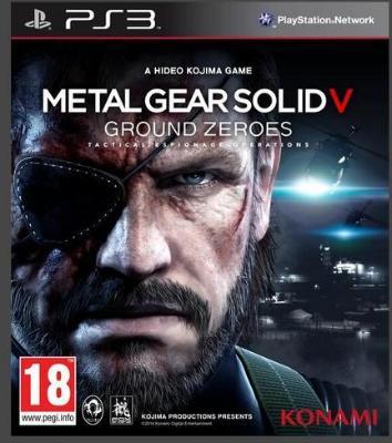 Metal Gear Solid V: Ground Zeroes til PlayStation 3