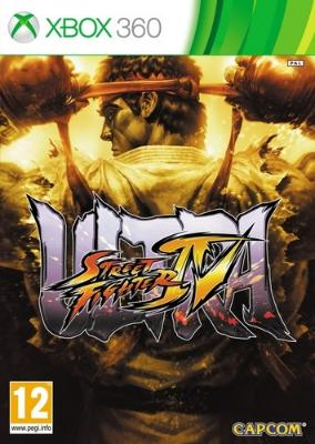 Ultra Street Fighter IV til Xbox 360
