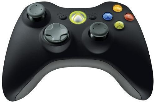Microsoft Xbox 360 Trådløs kontroll til Windows