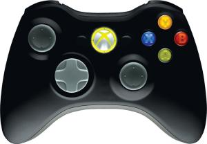 Microsoft Xbox 360 Trådløs kontroll (Original)