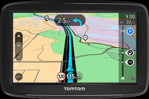 Tomtom Start 52