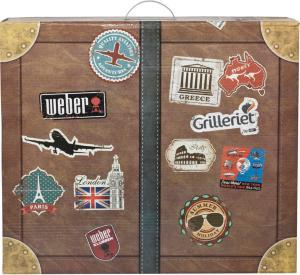 Weber tilbehørskoffert 4503