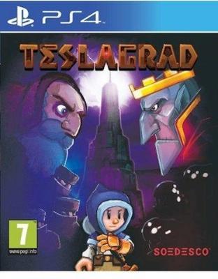 Teslagrad til Playstation 4