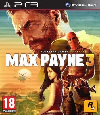 Max Payne 3 til PlayStation 3