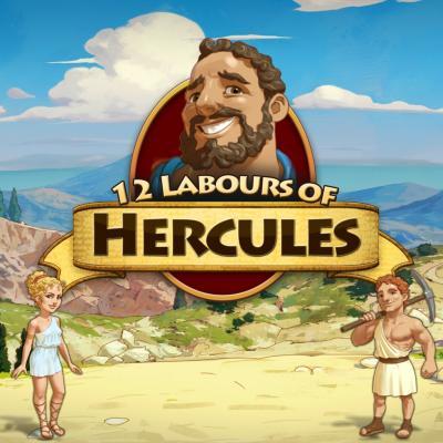 12 Labours of Hercules til PC