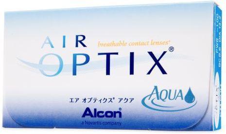 Ciba Vision Air Optix Aqua