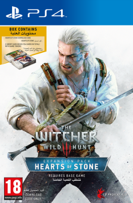 The Witcher 3: Wild Hunt - Hearts of Stone til Playstation 4