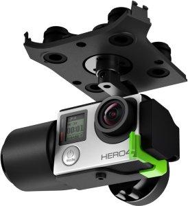 3DR Solo gimbal til GoPro Hero 4/3+