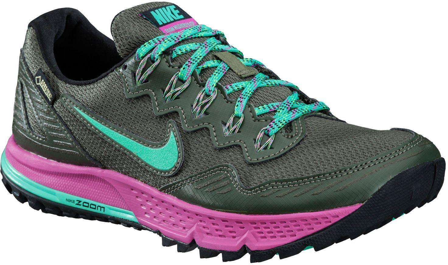 buy popular 99577 a8a52 Best pris på Nike Air Zoom Wildhorse 3 GTX (Dame) - Se priser før kjøp i  Prisguiden