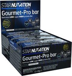 Gymgrossisten Gourmet Pro bar 12x80g
