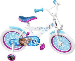"Disney Frozen Sykkel 16"""