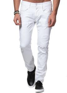 Replay Anbass Broken Edge Jeans