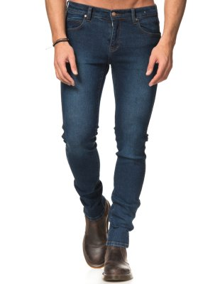 Dr. Denim Snap Jeans (Herre)