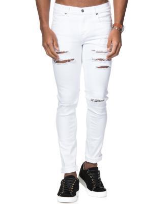 Dr. Denim Snap Skinny Jeans (Herre)
