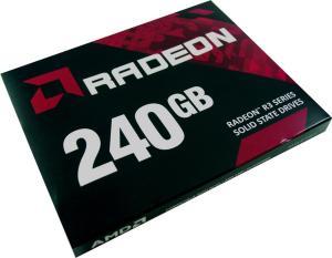 AMD Radeon R3 240GB SSD