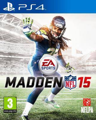 Madden NFL 15 til Playstation 4