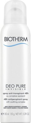Biotherm Deo Pure Invisible Deodorant Spray 150ml