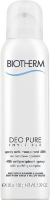 Biotherm Deo Pure Invisible Deodorant Spray 150ml