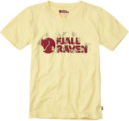 Fjällräven Logo Trek T-shirt (Barn)